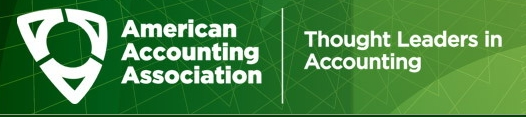 american accounting association The american accounting association (aaa) promotes worldwide excellence in accounting education, research and practice founded in 1916 as the american association of.