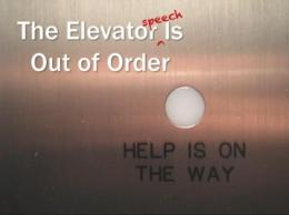 elevator_speech_is_out_of_order